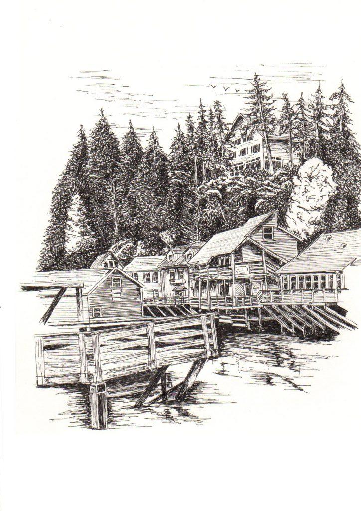 alaskan harbour